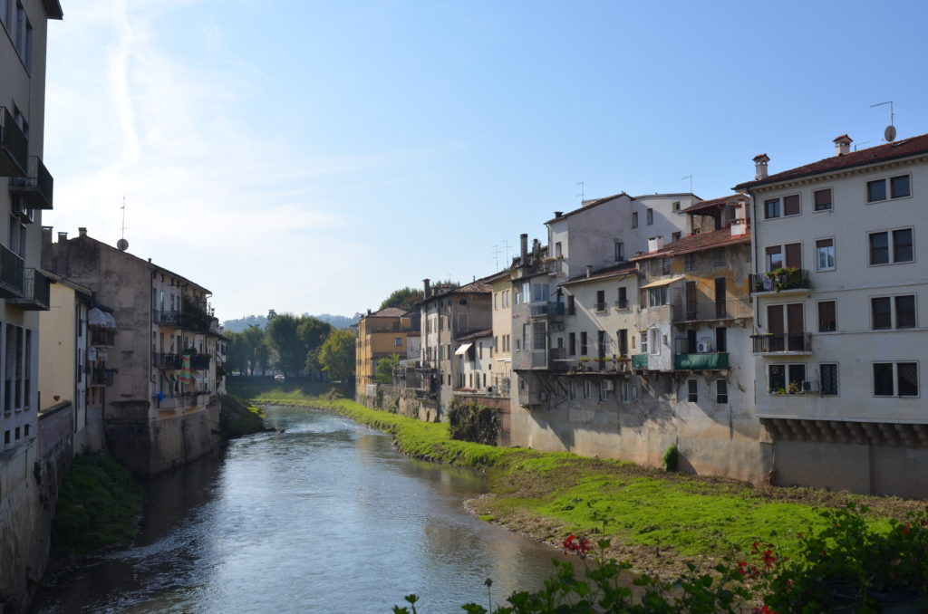 Bacchiglione, in Vicenza