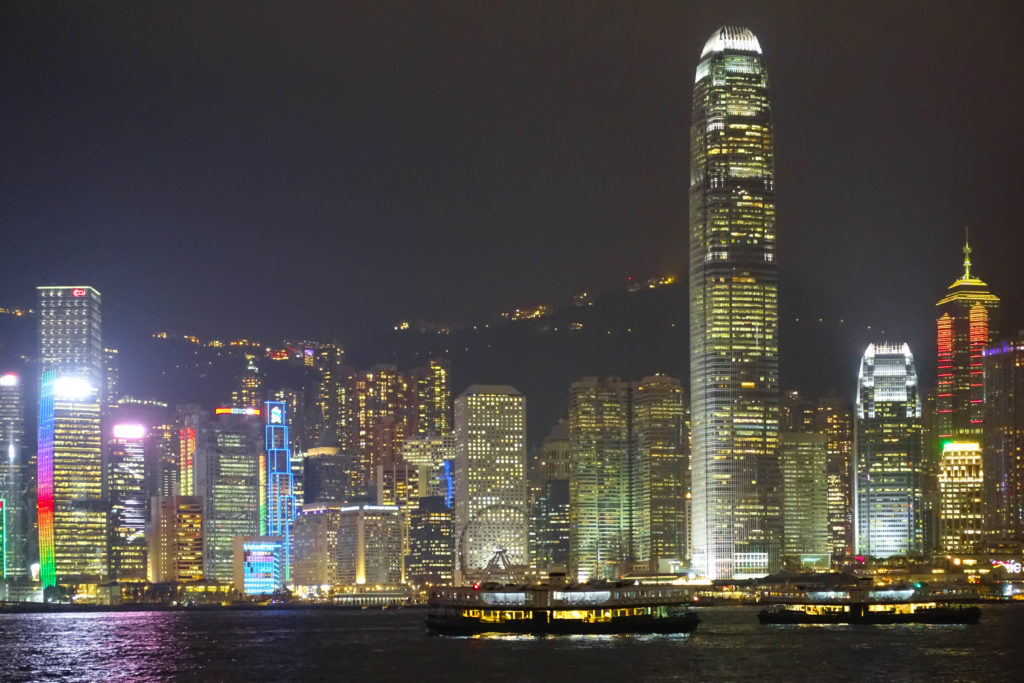 HKG star ferry
