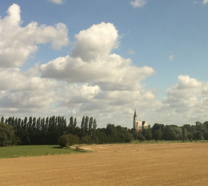 church in the fields