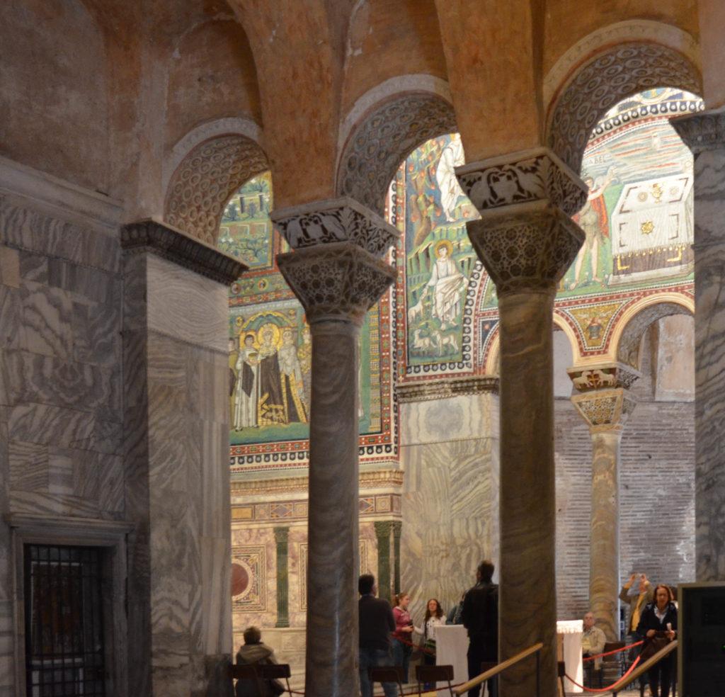 vitale colonnade